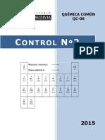 QC06-15 Control Nº 2