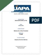 Informe Final Edu. Para La Paz