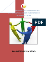 Curso 9 Marketing Educativo