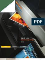 Bizhub C353 Brochure