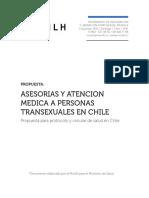 Transexualidad en Chile