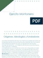 Ejercito Montonero