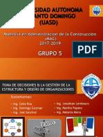 Maestria en Administracion de La Construccion (MAC)