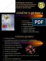 CINETICA QUIMICA 2