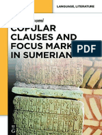 Gábor Zólyomi-Copular Clauses and Focus Marking in Sumerian-de Gruyter Open (2014).pdf