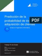 Prediccion de La Probabilidad de Exito en La Adqui PAMIES CARTAGENA BENJAMIN