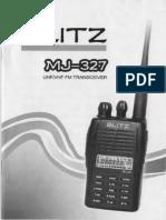 Blitz Mj327h Manual Uso