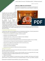 Funciones Del Consejo Administrativo