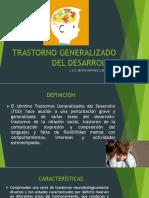 5. Trastorno Generalizado Del Desarrollo