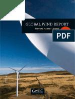 GWEC Global Wind 2016