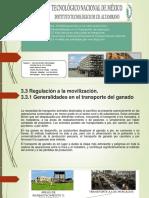 Expo Unidad 3 Regulación a la movilización.