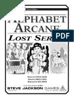 GURPS 4e - Alphabet  Arcane - Lost Serifs.pdf