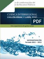 Sistematizacion GA Cuencas-lima