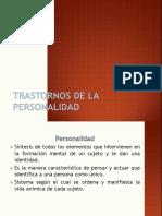 Personalidad 2016