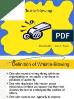 Whistleblowing (4)