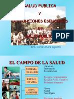 Salud Publica y FESP