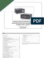 Manual de Instrucciones Z31Y r0