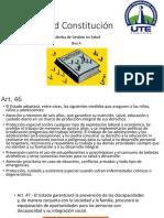 Salud Constitución