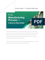 PCB Manufacturing Process