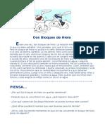 Dos Bloques de Hielo.doc