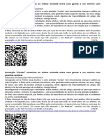 Material Cordas Qr Code