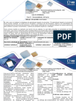 Guía de Actividades y Rúbrica de Evaluación - Fase 0 - Reconocimiento