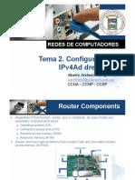 Clase 2 Configuration IPv4