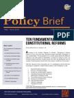 IAG Policy Brief
