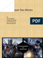 Compare Two Movies