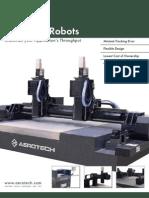 CA1009C Cartesian Robots Web