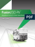 SureCall Fusion2Go-RV User Guide