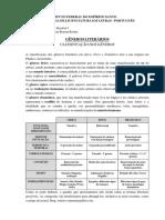 GÊNEROS LITERÁRIOS - Gabarito.pdf
