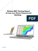 Johnson - Lam Lee St WiFi Testing Report R1 - Copy