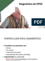 Diagnostico de EPOC