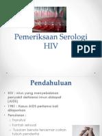 2. Pemeriksaan Lab HIV