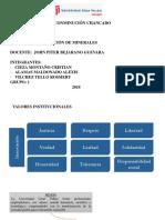 GRUPO 1 . CONMINUCIÓN  CHANCADO .pptx