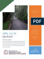 Gdpi Kit2018 Iisc Doms