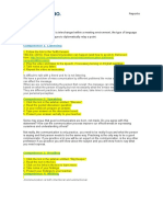 Topic 2- Information Exchange