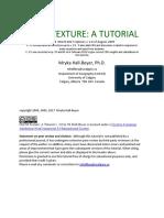 Texture Tutorial v 3_0 180206