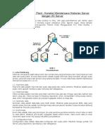 Sistem Informasi Plant-koneksi Wonderware Historian Server