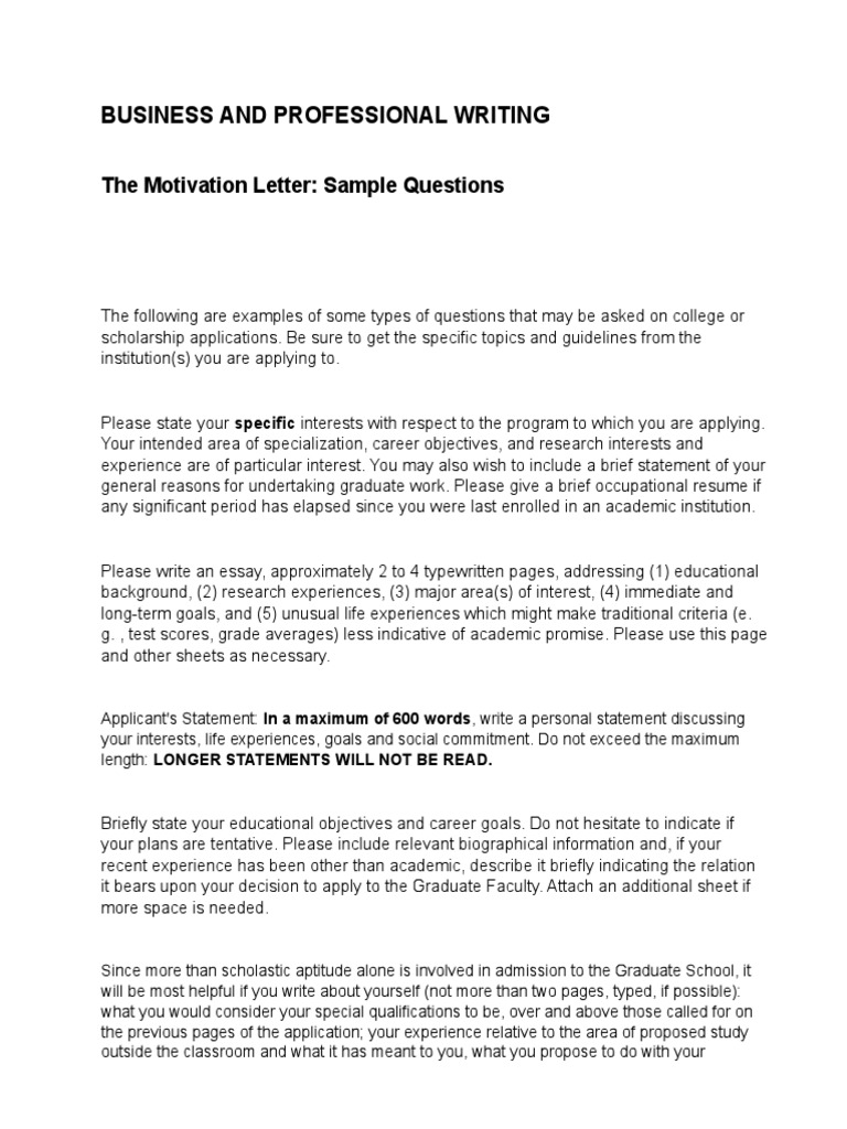 Personal Statement Letter Format from imgv2-2-f.scribdassets.com