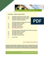 EnergyTrend Gold Membership Database 2018 en Sample