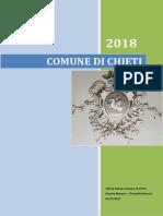 COMUNE CHIETI Bilancio Di Previsione 2018-2020