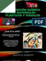 Composición Química de Los Materiales Plásticos y Visuales