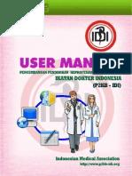 Manual Book P2KB IDI
