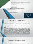 Estructura de Planeamiento Específico de La Auditoría