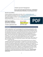 APJM_Special Issue_Familial Org and Int Business