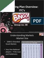 Marketing Plan - ITC - Bingo