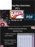 Marketing Plan - ITC - Bingo