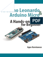 eBook Arduino Leonardo